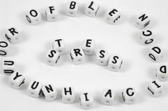 Stress Royalty Free Stock Image