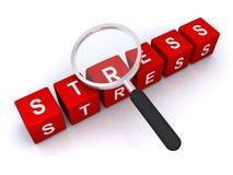 stress Imagens de Stock