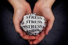 stress Imagem de Stock Royalty Free