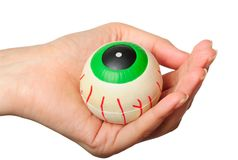 Stress ball stock image