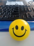 Stress ball Stock Photography