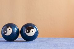 Stress balls Royalty Free Stock Photo
