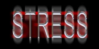 Stress blur Royalty Free Stock Photo
