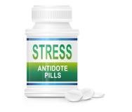 Stress concept. Stock Photos
