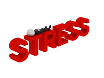 Stress concept Stock Photo