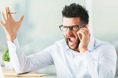 Stress concept Stock Photos