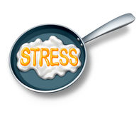 Stress Concept Royalty Free Stock Photography