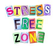 Stress free zone. Stock Photography