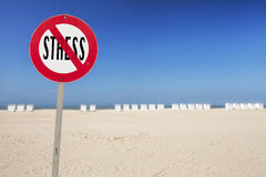 Stress free zone Stock Photography