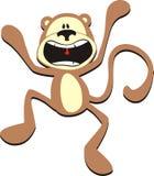 Stress monkey Royalty Free Stock Photos