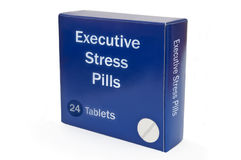 Stress relief concept Royalty Free Stock Photo