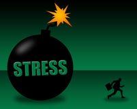 Stress situation Stock Photos