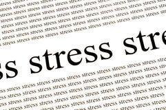 Stress stress stress Stock Photography