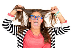 Stress Royalty Free Stock Photography