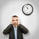 Stress time Royalty Free Stock Photos