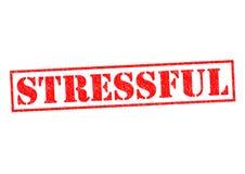 STRESSFUL Stock Photo