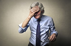 Stressful times Stock Photos
