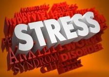 Stresu pojęcie. Zdjęcia Stock