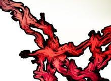 streszczenie fale fantastyczny projekta fractal Zdjęcie Stock