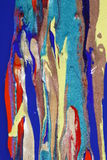 streszczenie farby Obrazy Stock