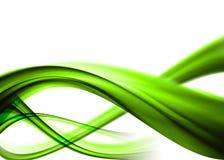 streszczenie green Fotografia Royalty Free