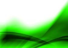 streszczenie green Obraz Stock