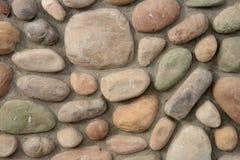streszczenie kamienie do ściany Obraz Royalty Free