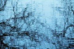 streszczenie wody Zdjęcie Stock