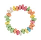Stretchable candy bracelet Stock Photo