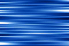 Stretched blue plastic back ground stock image