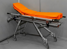 Stretcher Stock Photo