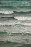 Stretches of sea and beach. Whether sea beach and cliff of Sardinia Stock Photography