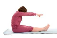 Stretching Stock Photo