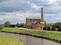 Stretham старое Engin построенное в 1831 Стоковые Фотографии RF