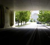 Strets of Aveiro Stock Photography