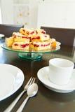 streusel поленики торта стоковые изображения rf