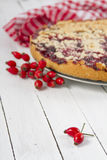 Streusel cake Royalty Free Stock Photo