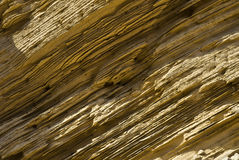 Free Striated Sandstone Formation Stock Photography - 8672722