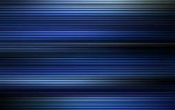 Striatura blu Fotografia Stock