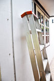 Strichleiter lizenzfreies stockfoto