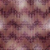 Strickendes Muster texure Lizenzfreie Stockbilder