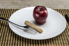 On a strict diet Stock Images