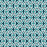 Strict style rhombic background. Seamless background with diamond pattern Royalty Free Stock Image