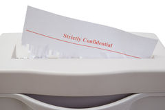 Strictly Confidential Stock Photos