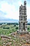 Strid av den Gettysburg minnesmärken arkivfoton