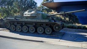 Stridbehållare för Centurion Mk5 Arkivfoto