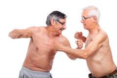 nakna pensionärer