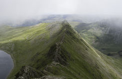 Striding Edge Stock Photos