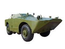 stridmaskinreconnaissance Arkivbild