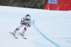 STRIEDINGER Otmar i FIS alpina Ski World Cup - 3rd toppna MÄN Royaltyfri Bild